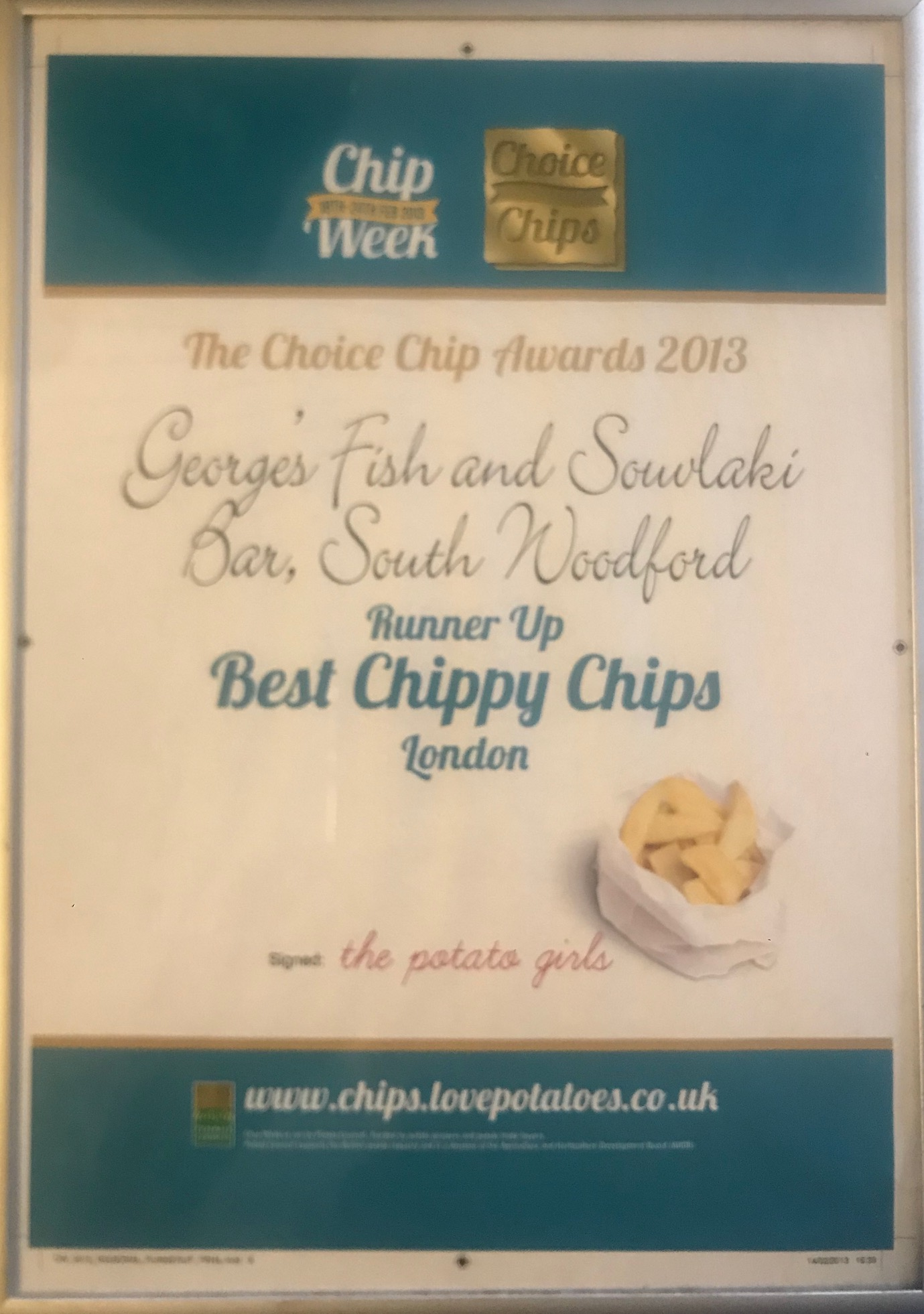 georges-fishbar-award-choice-chip-2013